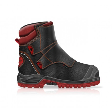 BOTA TRUENO FRAGUA MELT RED SOLDADOR S3