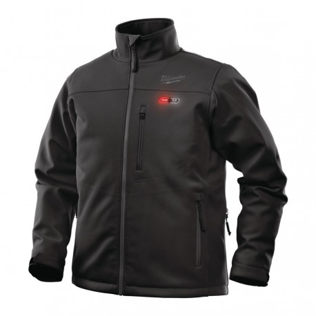 CHAQUETA CALEFACTABLE MILWAUKEE PREMIUM M12 WORKING EDITION