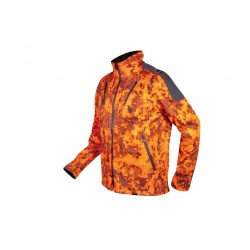 CHAQUETA SOFT SHELL HART CROSS-S