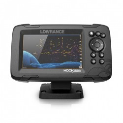 (PACK REGALO LOWRANCE) SONDA LOWRANCE HOOK REVEAL 5 GPS PLOTTER HDI 50/200 DOWNSCAN
