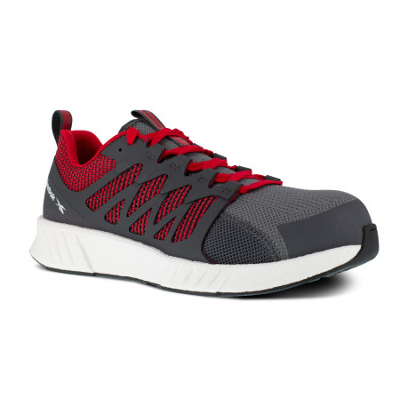 ZAPATO REEBOK ATHLETIC WORK SHOE ESD RED