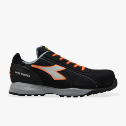 ZAPATO DIADORA GLOVE MDS LOW DARK NAVY / ORANGE FLUO